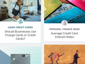 credit cards benefits
