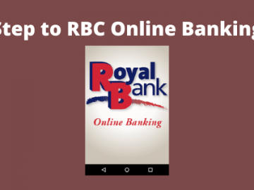 Step to RBC Online Banking