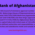 Bank of Afghanistan