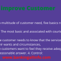 How to improvement of Customer Service