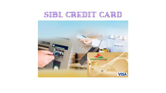 SIBL Credit Card