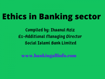 Ethics in Banking sector