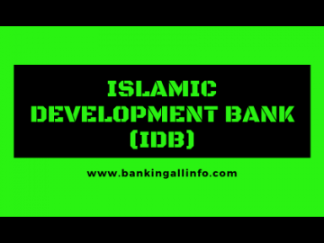 Islamic Development Bank (IDB)