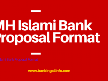 MH Islami Bank Proposal Format