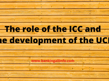 The role of the ICC and the development of the UCP