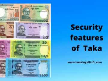 Security features of Taka
