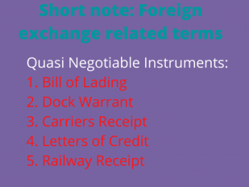 Short note_ Foreign exchange related terms