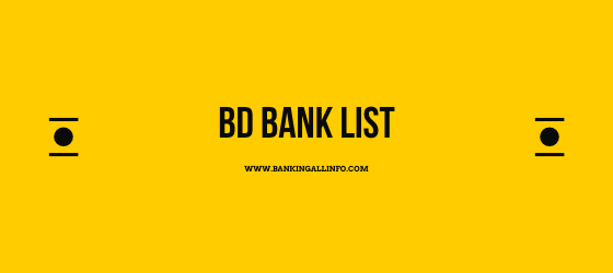 BD Bank List