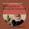 Definition of Retail Investment