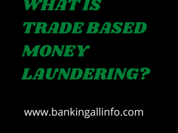 What is trade based money Laundering