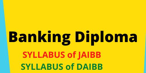 Banking Diploma
