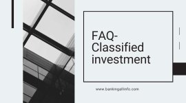 FAQ- Classified investment (1)
